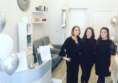 One year anniversary - NU Beauty Lounge team