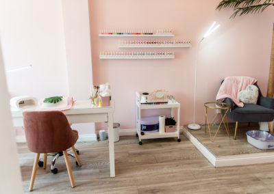 Nu Beauty Lounge Eastbourne - 2020 refurbishment